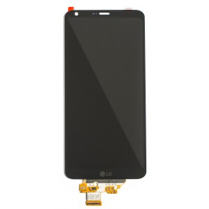 LCD & Digitzer for LG G6 - Black