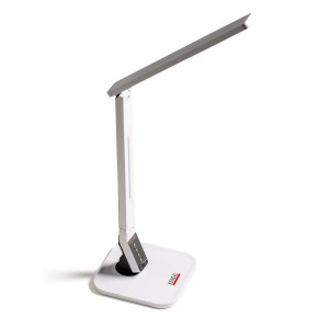 LED Multi-Function Desk Lamp - White
