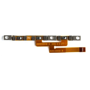 Power and Volume Flex Cable for Moto Z2 Force (Authorized OEM)