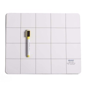 Magnetic Project Mat with Pen