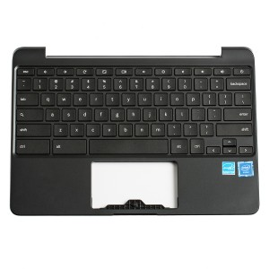 Palmrest with Keyboard (OEM Pull) for Samsung Chromebook 11 XE500C13