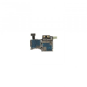 Sim Tray Flex Cable for Samsung Galaxy S4 (L720)