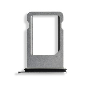 Sim Card Tray for iPhone 8 - Silver