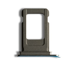 """Sim Card Tray for iPhone XS Max (6.5"""") - Silver"""