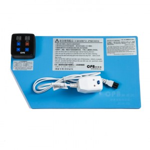 Tablet Heat Pad (110V) - Blue