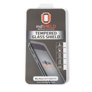 MD Tempered Glass for iPhone 6 / 6S (Anti-UV)