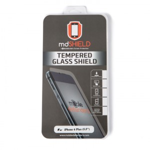 """Tempered Glass Shield (0.33mm) for iPhone 6 Plus (5.5"""") / iPhone 6S Plus (5.5"""") (MD Packaging)"""