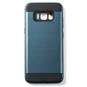 Tough Fashion Style Case for Samsung Galaxy S8 - Blue