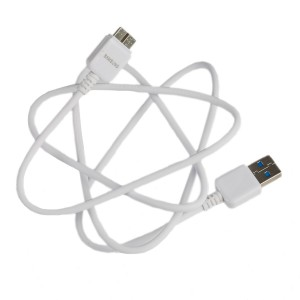 USB 3.0 Data Cable (White)