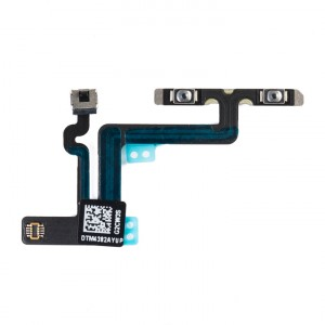 Volume Flex Cable with Mounting Brackets for iPhone 6 Plus