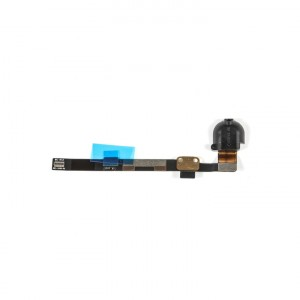 Headphone Jack Flex Cable for iPad Mini 2 - Black