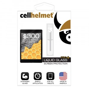 cellhelmet Liquid Glass Pro+ Screen Protection (Tablet)
