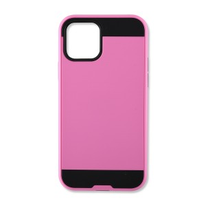 """Fashion Style Case for iPhone 12 / iPhone 12 Pro (6.1"""") - Pink"""