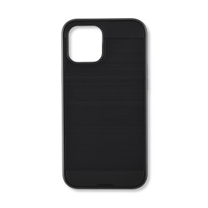 "Fashion Style Case for iPhone 12 Pro Max (6.7"") - Black"