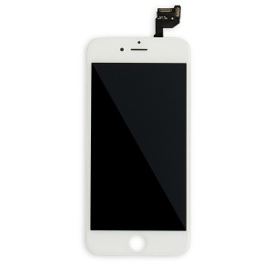 LCD Frame Assembly with Small Parts for iPhone 6S (EXPRESS) - White