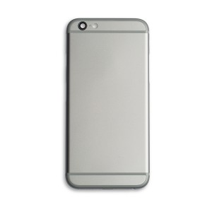 Back Housing for iPhone 6S (GENERIC) - Space Gray