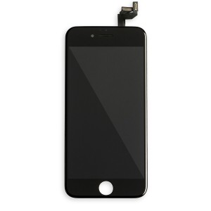 LCD Frame Assembly for iPhone 6S (BASIC) - Black (Bulk Pricing Available)