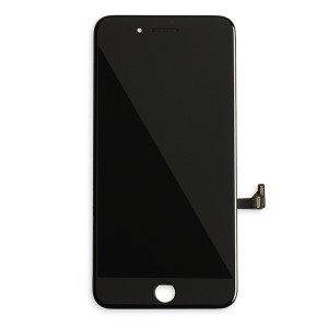 Display Assembly for iPhone 8 Plus (PRIME - CERTIFIED REFURBISHED) - Black