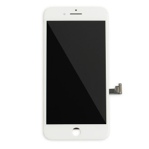 LCD Frame Assembly for iPhone 8 Plus (SELECT) - White