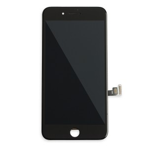 LCD Frame Assembly for iPhone 8 Plus (BASIC) - Black (Bulk Pricing Available)