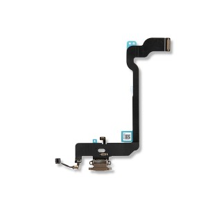 Charging Port Flex Cable for iPhone XS - Gold