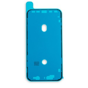 Precut Water Resistant Frame Adhesive for iPhone XR