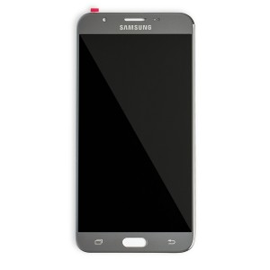 OLED Display Assembly for Galaxy J7 (J727) (OEM - Refurbished) - Silver