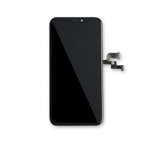 OLED Frame Assembly for iPhone X (Soft - OEM OLED) (SELECT)