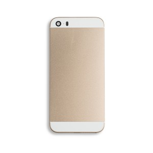 Back Housing for iPhone SE (GENERIC) - Gold