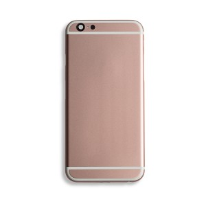 Back Housing for iPhone 6S (GENERIC) - Rose Gold