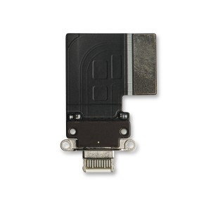 "Charging Port Flex Cable for iPad Pro 11"" / iPad Pro 12.9"" 3rd Gen - Silver"