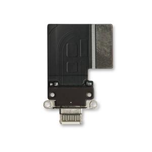 "Charging Port Flex Cable for iPad Pro 11"" (1st Gen) / iPad Pro 12.9"" (3rd Gen) - Silver"