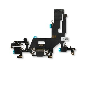 Charging Port Flex Cable for iPhone 11 - Black