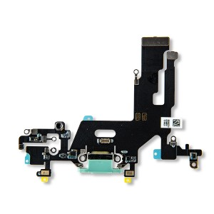 Charging Port Flex Cable for iPhone 11 - Green