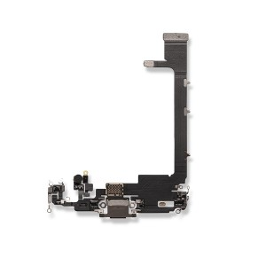 Charging Port Flex Cable for iPhone 11 Pro Max - Gold
