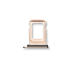 Sim Tray for iPhone 11 Pro Max - Gold