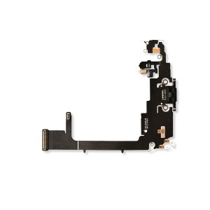 Charging Port Flex Cable with Sub-Board for iPhone 11 Pro - Space Gray