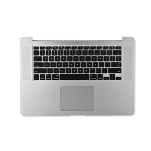 """Palmrest Assembly with Trackpad for 15"""" MacBook Pro - Mid 2012/Early 2013 (A1398)"""