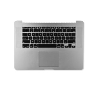 """Palmrest Assembly with Trackpad for 15"""" MacBook Pro - Late 2013/Mid 2014 (A1398)"""