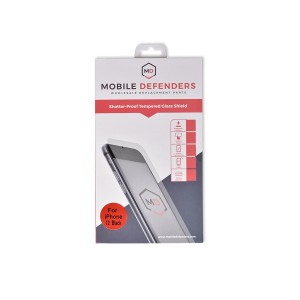 """MD Tempered Glass for iPhone 12 Mini (5.4"""") - Full Coverage"""