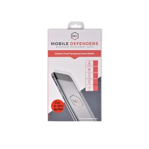 """MD Tempered Glass for iPhone 12 Pro Max (6.7"""") - Full Coverage"""