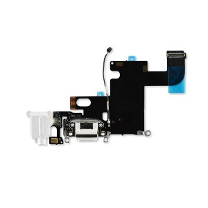 Charging Port Flex for iPhone 6 (SELECT) - White