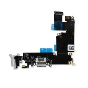 Charging Port Flex for iPhone 6 Plus (PRIME) - Light Gray