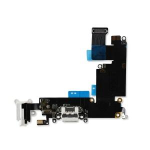 Charging Port Flex for iPhone 6 Plus (PRIME) - White
