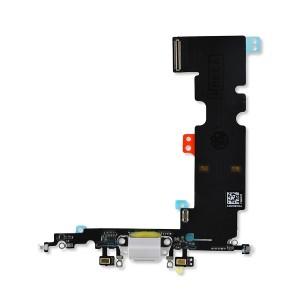 Charging Port Flex for iPhone 8 Plus (PRIME) - Silver