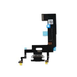Charging Port Flex for iPhone XR (PRIME) - Black
