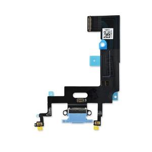 Charging Port Flex for iPhone XR (PRIME) - Blue