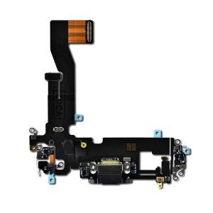 Charging Port Flex for iPhone 12 (Prime) - Black