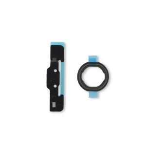 Home Button Bracket with Rubber Gasket for iPad 5 / iPad 6 / iPad 7 / iPad 8