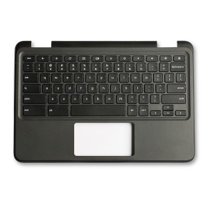 Palmrest with Keyboard (OEM Pull) for Dell Chromebook 5190 / 5190 Touch